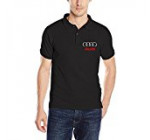 NImao Men's Audi Logo Polo T Shirts/Tee