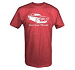 American Classic AMC Javelin 1970's AMX Muscle Car T shirt – Xlarge