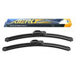 AERO 22″ + 21″ OEM Quality All Season Beam Windshield Wiper Blades (Set of 2)