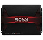 BOSS Audio PT1600 Phantom 1600 Watt, 2 Channel, 2/4 Ohm Stable Class A/B, Full Range, Bridgeable, MOSFET Car Amplifier with Remote Subwoofer Control Reviews