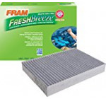 FRAM CF11854 Fresh Breeze Cabin Air Filter with Arm & Hammer