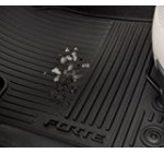 2014 2015 2016 Kia Forte All Weather Rubber Floor Mats Set (4Dr Sedan & 5Dr Hatchback)