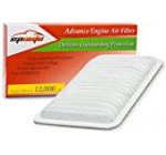 EPAuto GP360 (CA9360) Toyota / Lexus Rigid Panel Engine Air Filter