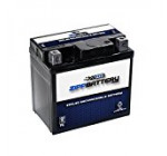 YTX5L-BS High Performance – Maintenance Free – Sealed AGM Motorcycle Battery