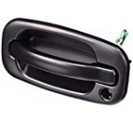 Depo 332-50001-122 Front Driver Side Replacement Exterior Door Handle