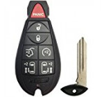 2008-2012 Chrysler Town & Country Van New Keyless Fobik Key Fob Remote Start