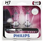 Philips H7 VisionPlus Upgrade Headlight Bulb, Pack of 2 Reviews