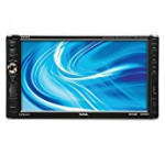 Sound Storm DD888 Double Din DVD/CD/MP3/USB/SD AM/FM Receiver, 7″ Detachable Widescreen Touchscreen Digital Monitor, Wireless Remote