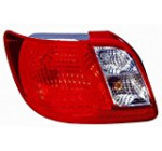 Depo 323-1920L-AQ Kia Rio Driver Side Replacement Taillight Assembly