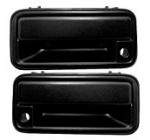 Driver and Passenger Front Outside Outer Door Handles Replacement for Chevrolet Cadillac GMC Pickup 15742229 15742230 Reviews