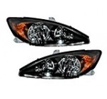 Toyota Camry SE Models Headlights Headlamps Driver/Passenger Pair New
