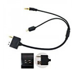Music Interface to 8Pin-Lighting IPOD IPHONE AUX INPUT Cable For Hyundai Kia