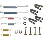 Wagner H17206 Drum Brake Hardware Kit, Rear Reviews