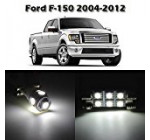 Partsam 10 White Interior LED Light Package Kit for Ford F-150 2004 2005 2006 2007 2008 2009 2010 2011 2012 with Tool Kit ¡­ Reviews
