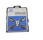 Genuine Honda Accessories 08W42-SNA-100 Alloy Wheel Lock Reviews