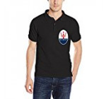 NImao Men's Maserati Logo Polo T Shirts/Tee Reviews