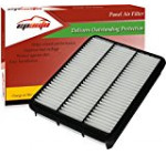 EPAuto GP918 (CA8918) Toyota / Lexus Replacement Extra Guard Rigid Panel Engine Air Filter for 4 Runner (2003-2009), Land Cruiser (1998-2007), Sequoia (2001-2007), GX470 (2003-2009), LX470 (1998-2007) Reviews