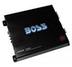 BOSS Audio R1600M Riot 1600 Watt, 2/4 Ohm Stable Class A/B, Monoblock, Mosfet Car Amplifier with Remote Subwoofer Control