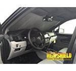 Sunshade for Honda Pilot w/Windshield-Mounted Sensor 2016 2017 Heatshield Windshield Custom-fit Sunshade #1574