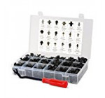 AFA [190 Pcs] Fasteners Clips for Honda – Most Popular Sizes & Applications – Free Fastener Remover