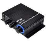 Pyle PFA200 60-Watt Class-T Hi-Fi Audio Amplifier with Adapter
