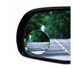 CarBoss 55mm 360 Adjustable Rearview Rounded Mirror, Pack of 2