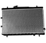 TYC 2784 Kia Spectra 1-Row Plastic Aluminum Replacement Radiator
