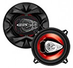 BOSS Audio CH5530 225 Watt (Per Pair), 5.25 Inch, Full Range, 3 Way Car Speakers (Sold in Pairs)