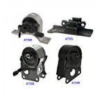 2004-2009 Nissan Quest 3.5L Engine Motor & Trans Mount Set 4PCS for Auto 5Spd Trans