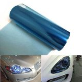12 by 48 inches Self Adhesive 20% Dark Blue Headlight, Tail Lights, Fog Lights Tint Vinyl Film