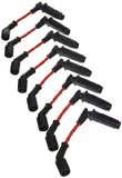 Bujia ACDelco 9748RR Professional Spark Plug Wire Set Reviews