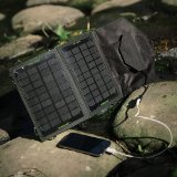 Poweradd™ 7W Foldable Solar Panel Portable Solar Charger for iPhones, Samsung Galaxy Phones, other Smartphones, GPS, Bluetooth Speakers, Gopro Cameras and More Reviews