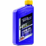 Royal Purple 32140 HPS 10W-40 High Performance Street Synthetic Motor Oil with Synerlec – 12 Quart Jug Reviews