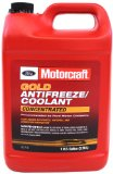 Genuine Ford Fluid VC-7-B Gold Concentrated Antifreeze/Coolant – 1 Gallon