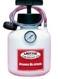 Motive Products Power Bleeder Adapters to fit most European car models