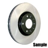 Centric Parts 120.44146 Premium Brake Rotor with E-Coating Reviews