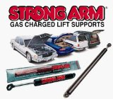 Qty (2) DODGE Ram 2002 2003 2004 2005 2006 2007 Hood Lift Supports, Struts, Dampers, Shocks, Springs Strong Arm 4364