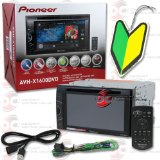 2014 Pioneer Double DIN 6.1″ Touchscreen AM/FM MP3 CD Player DVD Pandora Receiver + Wireless Remote with FREE Squash Air Fresheners