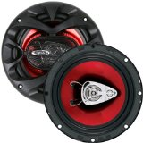 Boss Audio Systems CH6530 Chaos Series 6.5-Inch 3-Way Speaker Reviews