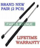 2 Pieces (SET) Back Glass Window Lift Supports 2002 To 2006 Chevrolet Trailblazer / GMC Envoy And 2003 To 2006 Isuzu Ascender