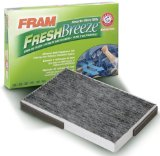 FRAM CF10132 Fresh Breeze Cabin Air Filter for select  Lexus/ Mazda/ Mitsubishi/ Toyota models