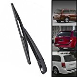 Rear Window Wiper Arm + Blade Fit For 2008-2015 Dodge Grand Caravan Chrysler Town & Country