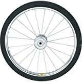 Northern Industrial Tools Tire on Spoked Ball Bearing Wheel – 20in.