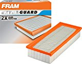 FRAM CA10349 Extra Guard Panel Air Filter