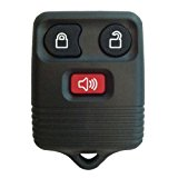 New Replacement Keyless Remote Key Fob for Ford and Mazda F150, F250, F350, E350, Ranger, Escape, Explorer and more
