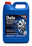 Delo Extended Life Antifreeze/Coolant – 1 Gallon, (Pack of 6)