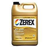 Zerex G-05 Antifreeze/Coolant, Concentrated – 1gal (ZXG051)