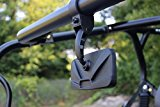 UTV RZR GATOR Ranger YXZ universal Rear View / Side View Mirror 1.75 clamp #693-3553-00 by Bad Dawg Reviews