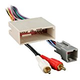 Metra 70-5521 Radio Wiring Harness for Ford 03-Up Amp Reviews