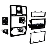 Metra 99-6516B Single/Double DIN Mounting Kit with OEM Bezel for 2005-07 Chrysler 300 Vehicles Reviews